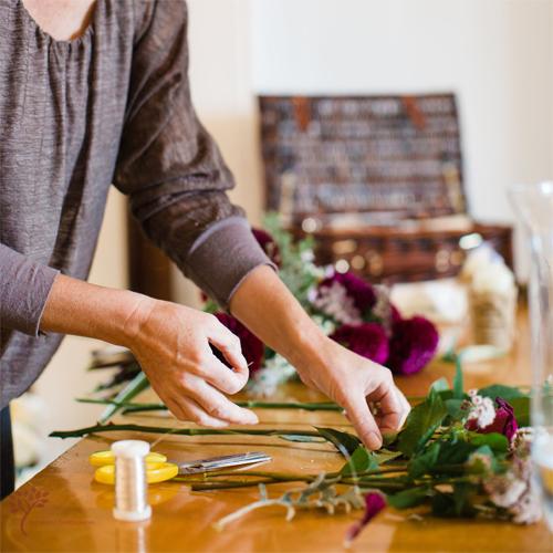 Flower workshops